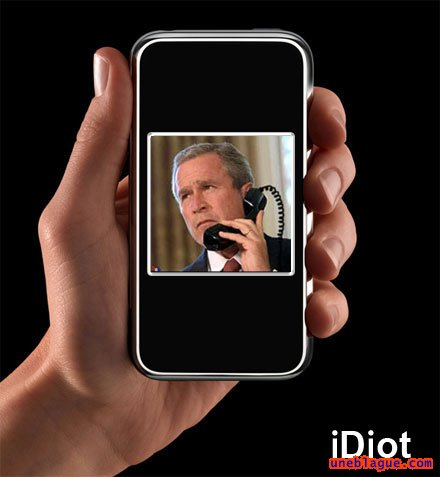 IPhone - Idiot