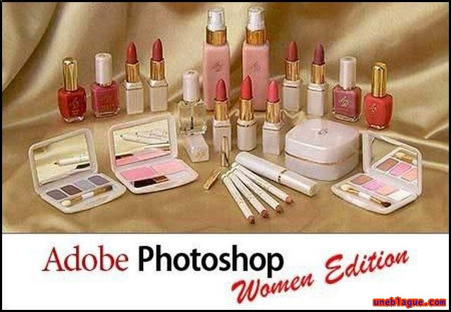 Photoshop Women Edition